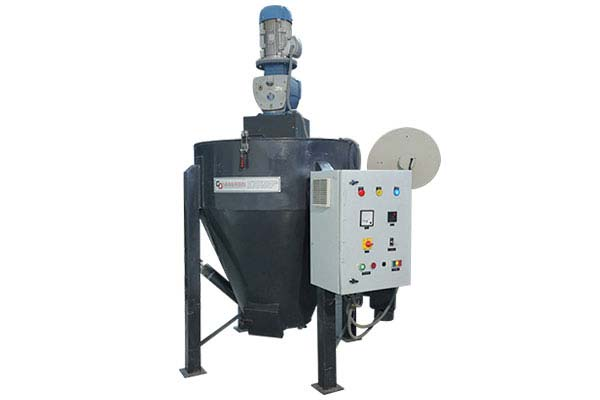 Granule Mixture cum Dryer in india